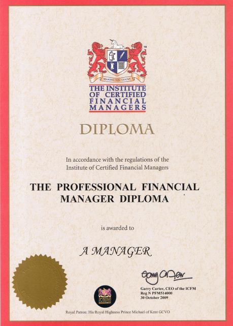 Курсы Финансовый менеджмент  Для получения профессионального диплома и диплома mini mba по программе Финансовый менеджмент необходимо продолжить свое обучение на последующих курсах